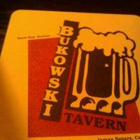 Photo taken at Bukowski Tavern by joel d. on 9/22/2012