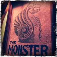 Photo taken at Monster by M on 12/16/2012