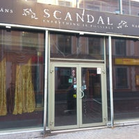Photo taken at Scandal by Terry T. on 2/25/2014