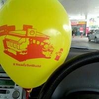 Photo taken at Shell Station - Tiram Wawasan by arna a. on 11/10/2015