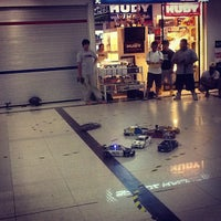 Photo taken at Merdeka Mall by mohammad s. on 9/23/2012