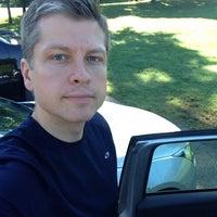 Photo taken at Sprague Brook Park Trails by Donald V. on 9/14/2014
