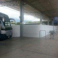 Photo taken at Terminal de Autobuses de Zitacuaro by Jorge H. on 9/15/2014