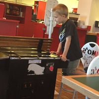 Photo taken at Imo's Pizza by Michael C. on 8/25/2015