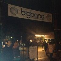 Photo taken at Big Bang Music Fest by Matteo C. on 6/1/2013