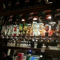 Photo taken at The Auld Dubliner by Stacy M. on 3/25/2014
