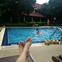 Photo taken at Karinthip Village Hotel Chiang Mai by Vincent T. on 7/29/2015