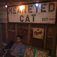 Photo taken at Mean Eyed Cat by Shaggy R. on 11/30/2012