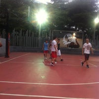 Photo taken at 上海耐克篮球公园 by Jude Z. on 7/26/2014