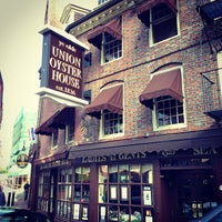 Photo taken at Union Oyster House by William S. on 10/26/2012