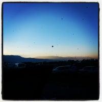 Photo taken at Pasarela Vespucio by Isabella C. on 8/15/2013