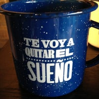 Photo taken at Cielito Querido Café by Victor G. on 10/19/2012