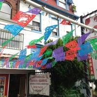 Photo taken at Taqueria Distrito Federal by Armie on 9/9/2013