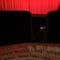 Photo taken at Curzon Mayfair Cinema by Chris N. on 10/7/2016