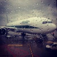 Photo taken at Milan Malpensa Airport (MXP) by Leslie Q. on 4/20/2013