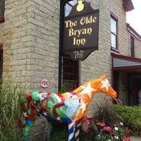 Photo taken at Olde Bryan Inn by Susan N. on 10/14/2013