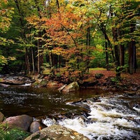 Photo taken at Kittatinny Campgrounds by David B. on 10/6/2015