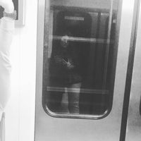 Photo taken at Metro Ursynów by Софья М. on 10/4/2015