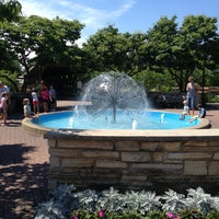 Photo taken at Downtown Naperville by Ellie M. on 7/10/2013
