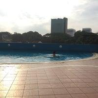 Photo taken at Desa Permai Swimming Pool by irena . on 5/18/2016