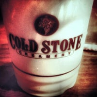 Photo taken at Cold Stone Creamery by Maddie T. on 5/23/2013