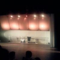 Photo taken at Teatro La Aduana by Kevin V. on 8/4/2013