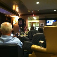 Photo taken at Truman Lounge At The National Press Club by Justin on 10/17/2012