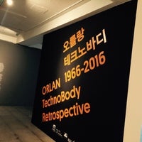 Photo taken at Sungkok Art Museum by Jung Ah S. on 9/18/2016