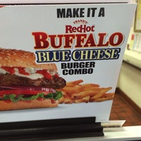 Photo taken at Carl's Jr. / Green Burrito by Michael M. on 10/29/2013