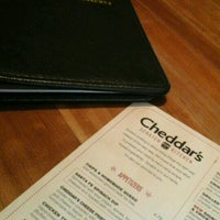 Photo taken at Cheddar's Scratch Kitchen by Capt. Spastic on 11/10/2016