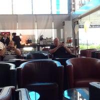 Photo taken at Mabuhay Lounge by Beatrice T. on 7/29/2013