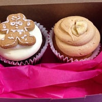 Photo taken at LuLi's Cupcakes by Erica C. on 12/30/2013