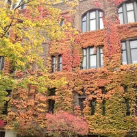 Photo taken at Marquette Hall by Stacy C. on 10/20/2012