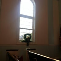 Photo taken at Columbia Baptist Church by Timothy K. on 12/23/2012