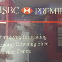 Photo taken at HSBC Bank by Kelly Chew on 8/4/2016