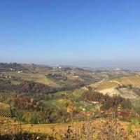Photo taken at Boscareto Resort & Spa Serralunga d'Alba by Ilona L. on 11/2/2015