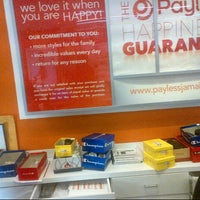 Photo taken at Payless ShoeSource by Michael E. on 7/26/2013