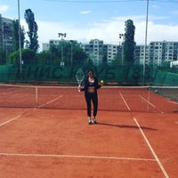 Photo taken at Tennis Club 1882 by violeta on 5/8/2016