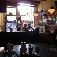 Photo taken at Café De Prins by Pat C. on 11/12/2012
