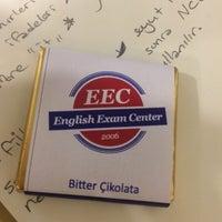 12/20/2016 tarihinde Meltem gündoğduziyaretçi tarafından English Exam Center'de çekilen fotoğraf