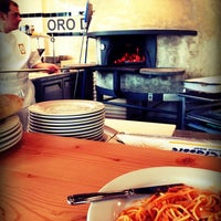 Photo taken at Oro Di Napoli by Garrett G. on 12/5/2012
