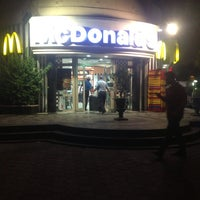 Photo taken at McDonald's by Moustafa A. on 9/9/2013