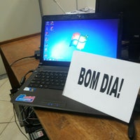 Photo taken at Secretaria de Obras/Itaborai by Guilherme M. on 5/15/2013