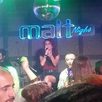 Photo taken at malt nigt club by Erkan V. on 9/27/2014