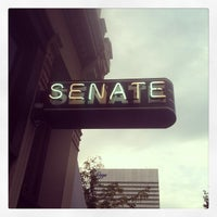 Photo taken at Senate Restaurant by Chris S. on 8/2/2013