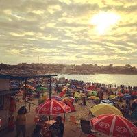 "Photo taken at Restaurant ""La Playa"", El Quisco by Allan Jayson A. on 2/5/2016"