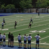 Photo taken at Varsity Stadium by R.T. L. on 6/16/2013