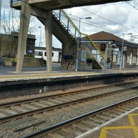 Photo taken at Marks Tey Railway Station (MKT) by Andrew L. on 3/28/2016