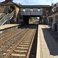 Photo taken at Rectory Road Railway Station (REC) by erkan a. on 9/23/2015