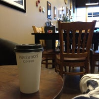 Photo taken at Paesano's Coffee by Steve L. on 3/29/2012